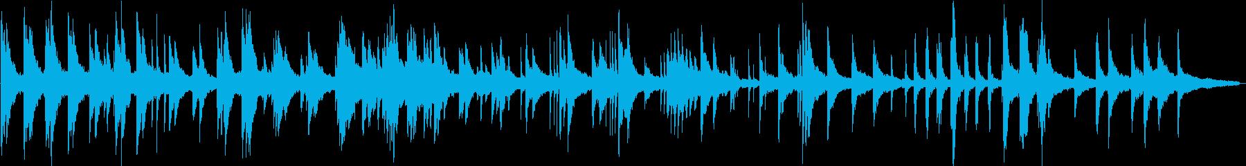 ヒーリングピアノ組曲 ただよう 10の再生済みの波形