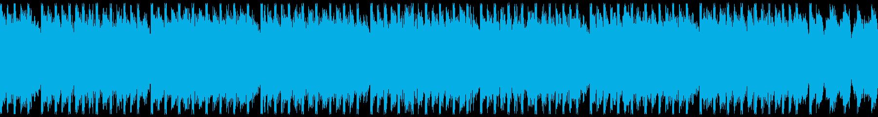 夏のパーティーダンス(ループ)の再生済みの波形