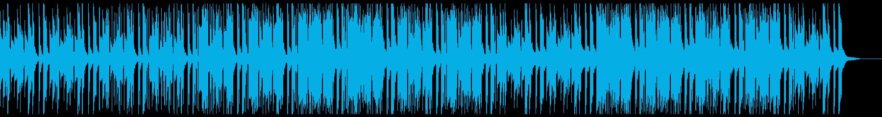 ギターフレーズが切ないチルトラック♪の再生済みの波形
