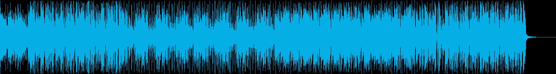 トランペット/ノリノリ/明るいの再生済みの波形