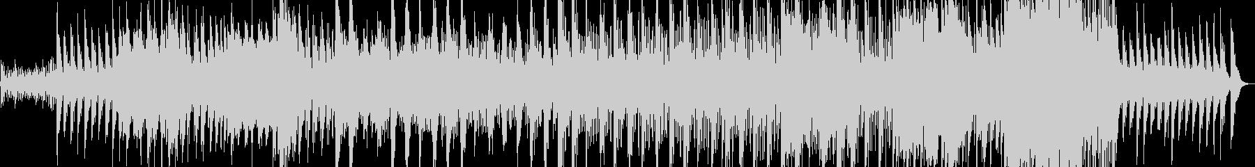 Chamber orchestraの未再生の波形