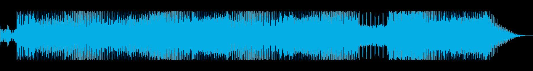 電子ポップ楽器。 1983年頃の非...の再生済みの波形