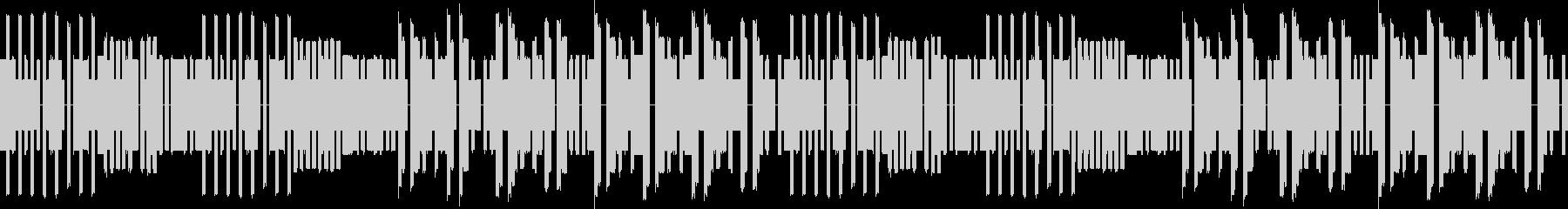 キャッチーなレトロゲーム風のBGMです。の未再生の波形