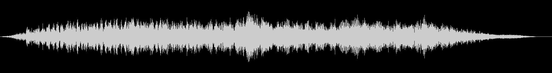 クリーピングスピリッツの未再生の波形