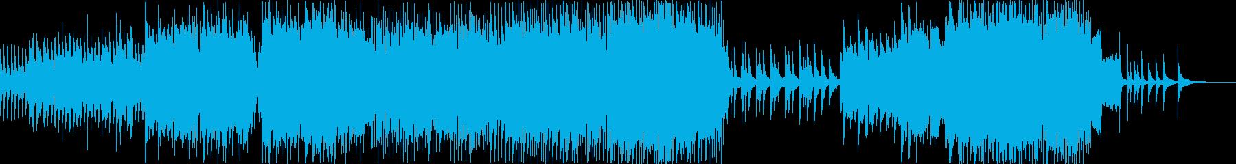 麗しいフルートが心にしみるピアノバラードの再生済みの波形