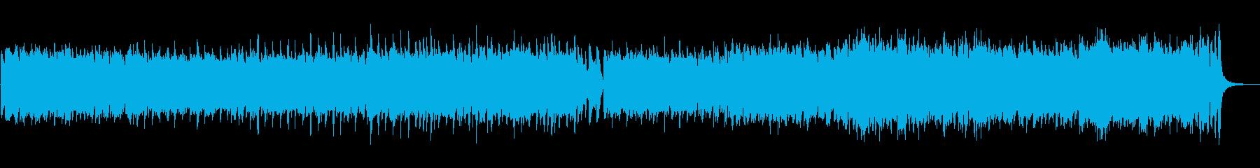 KANTシンプル優雅なピアノ&オケの再生済みの波形