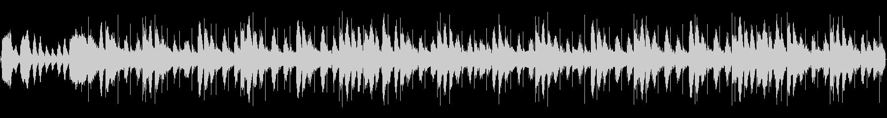 オーケストラ ゲームの場面転換などの未再生の波形