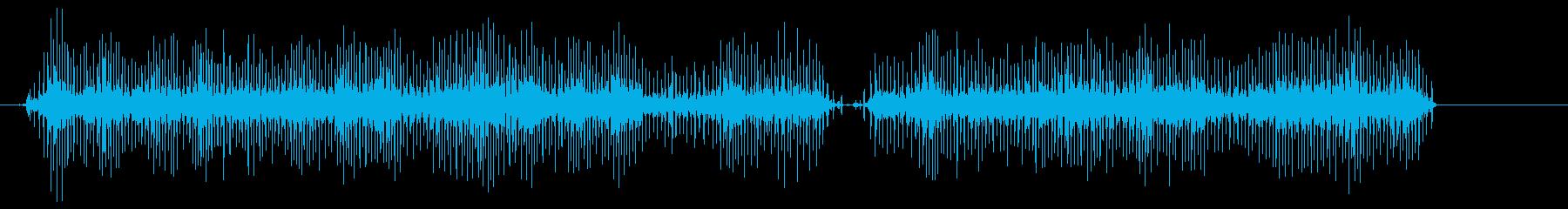 シネマカメラ-アンティグア-フィルム-の再生済みの波形