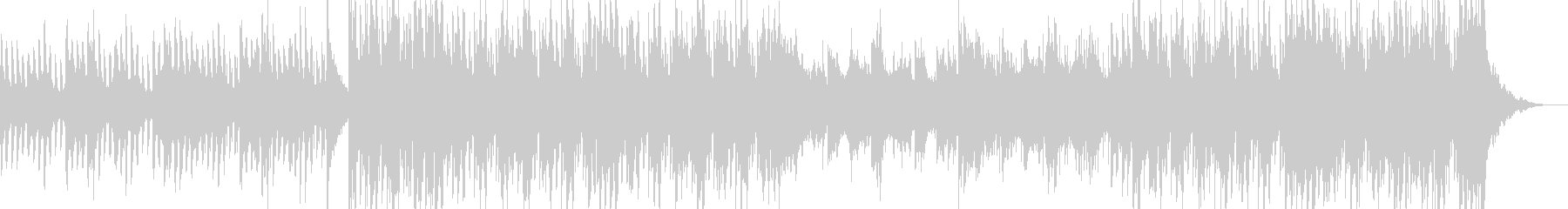 ピアノCM映像用の曲企業VP優しい爽やかの未再生の波形