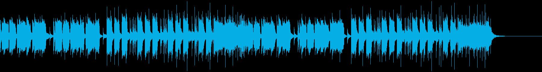 ヘヴィロック サスペンス 静か ク...の再生済みの波形