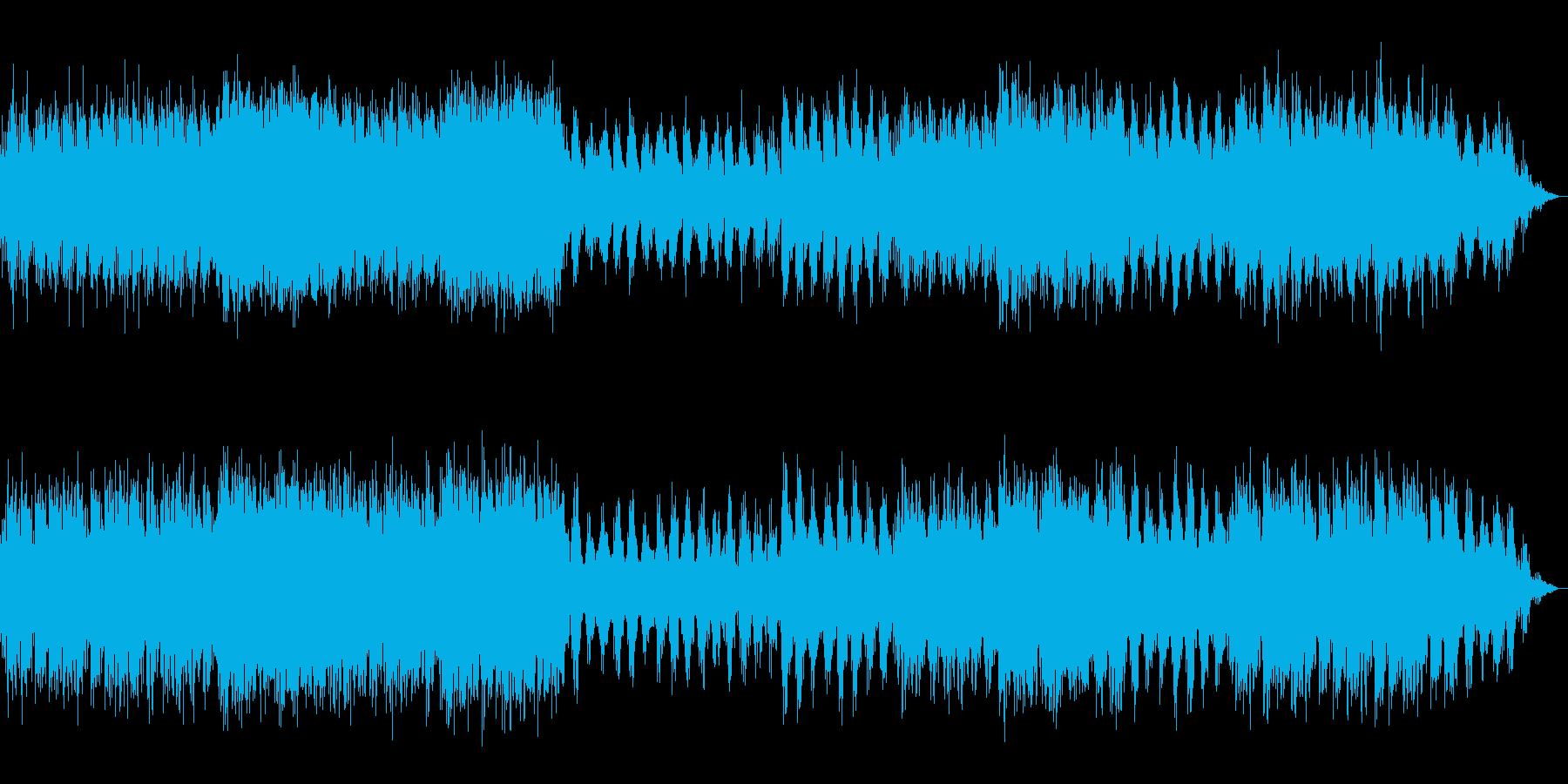 瞑想やヨガ、睡眠誘導のための音楽 10の再生済みの波形