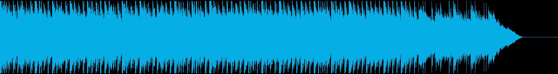 60秒企業VP40,コーポレート,明るいの再生済みの波形