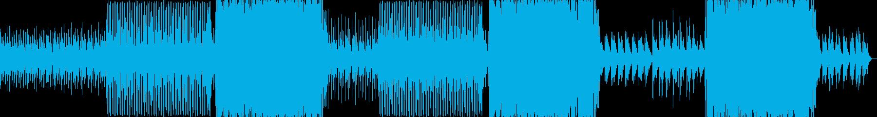 夏・トロピカル・ポップ・爽やか・海・浜辺の再生済みの波形