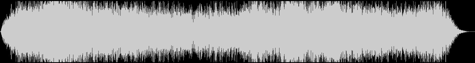 ドローン バブリング01の未再生の波形