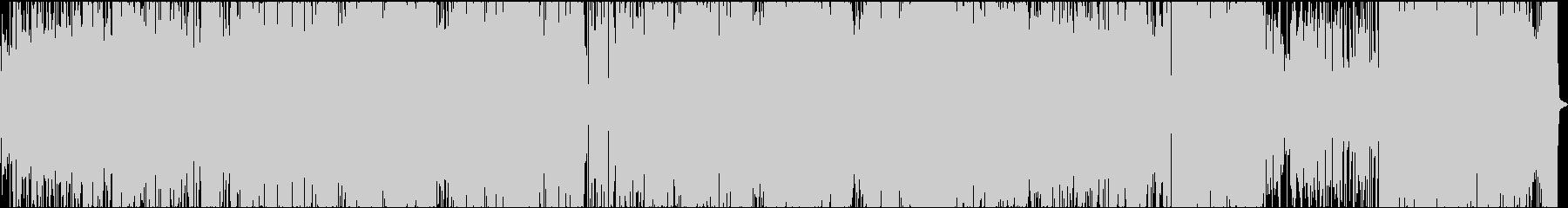 富田ラボ風オシャレバラードの未再生の波形