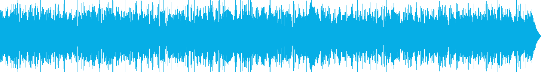 フュージョンジャズ、おしゃれなエレピ中心の再生済みの波形