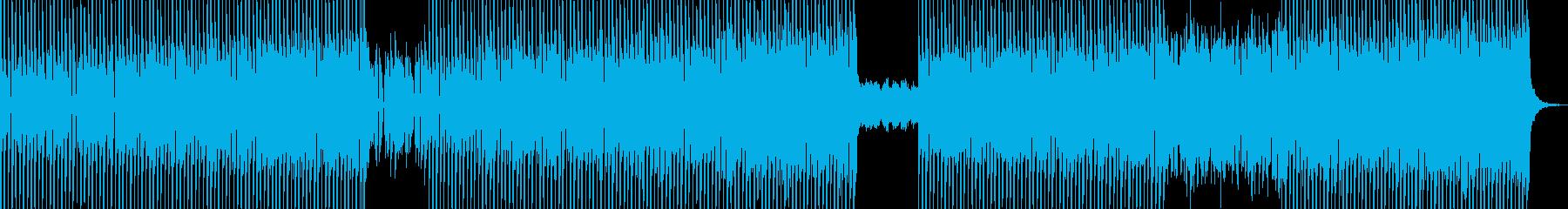 ハウス ダンス プログレッシブ レ...の再生済みの波形