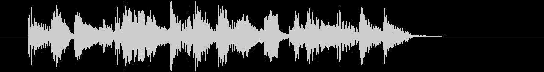 【生演奏】大人のSax効果音18の未再生の波形