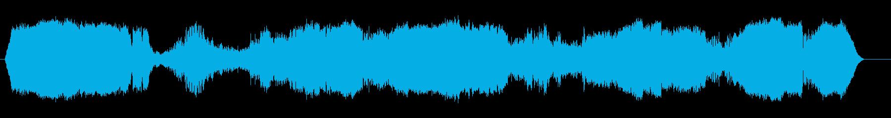 ゴーカート;人種/回転数の回転/ア...の再生済みの波形