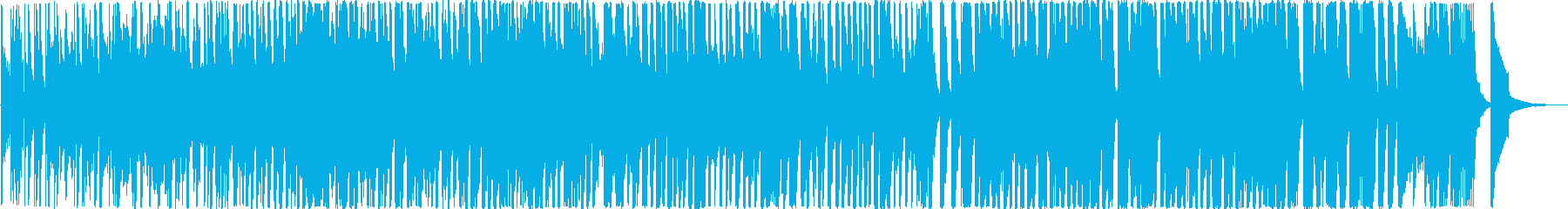 サックスと口笛が印象的Upテンポなジャズの再生済みの波形