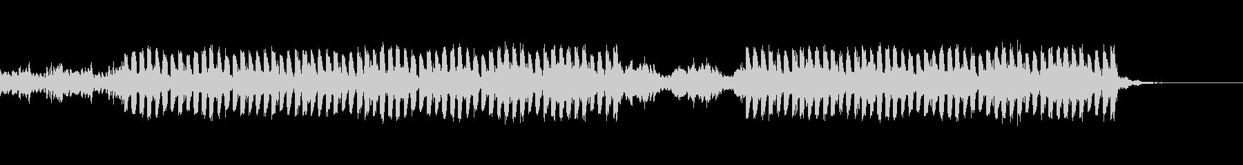 おしゃれ・モダン・EDM4の未再生の波形