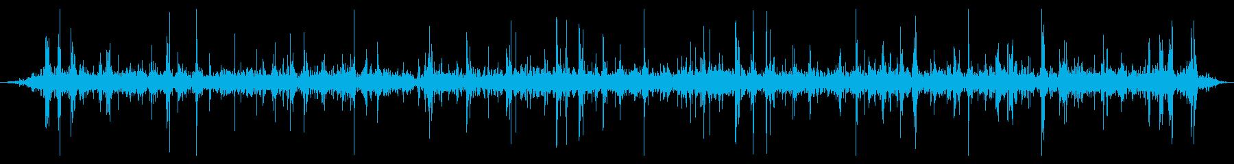 クリーク:バブリングアンダーウォー...の再生済みの波形