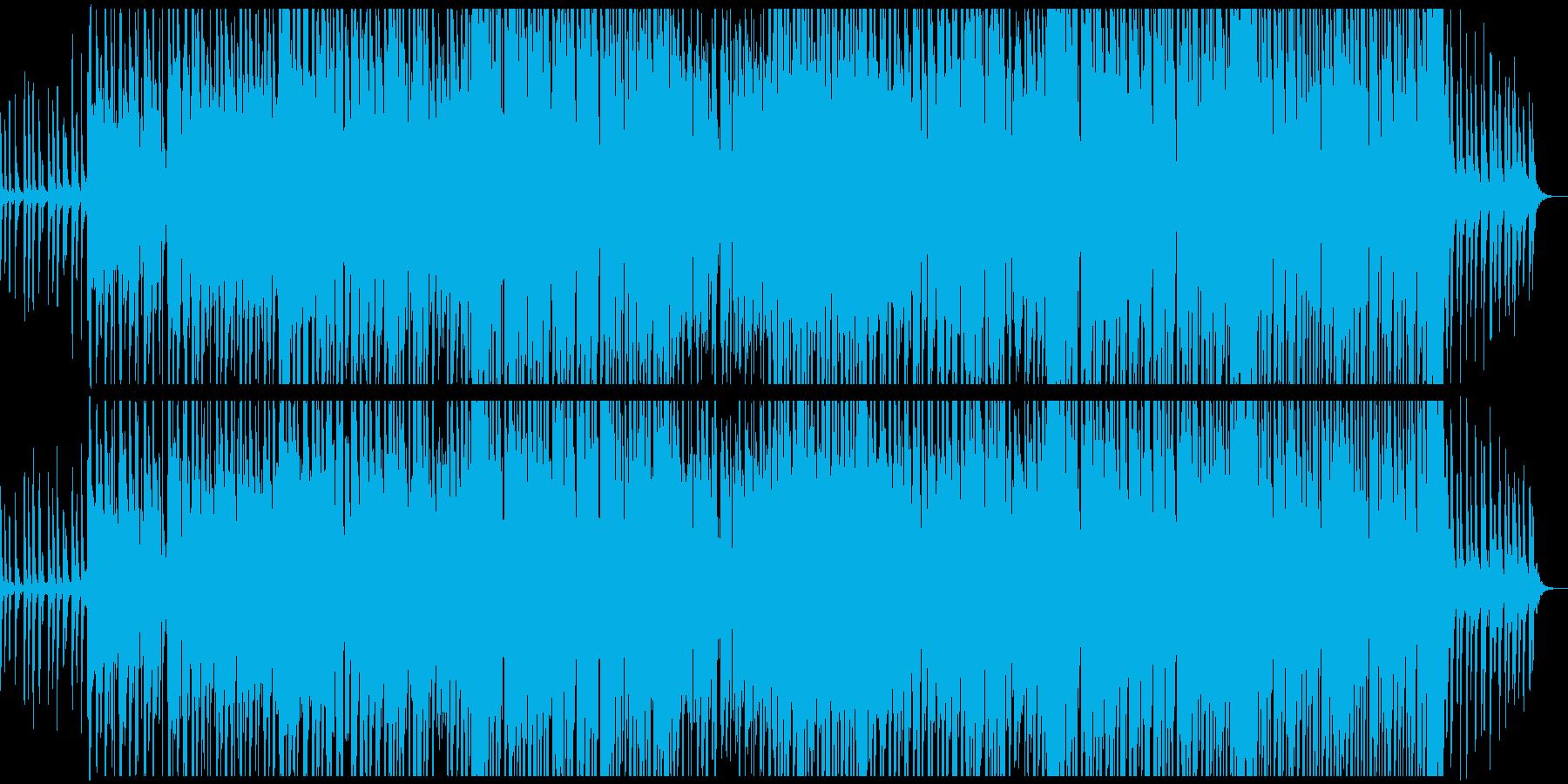 キュートなVoが良、ダンス系洋楽popsの再生済みの波形