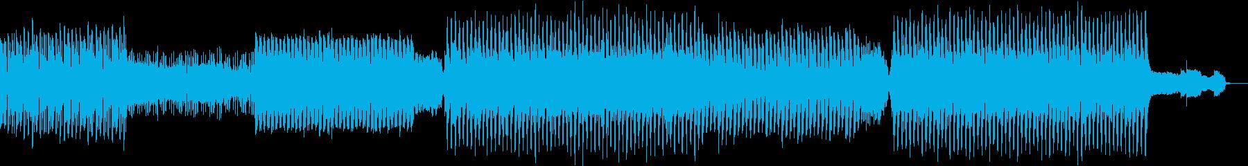 edmとロックン・ロールの子供の再生済みの波形