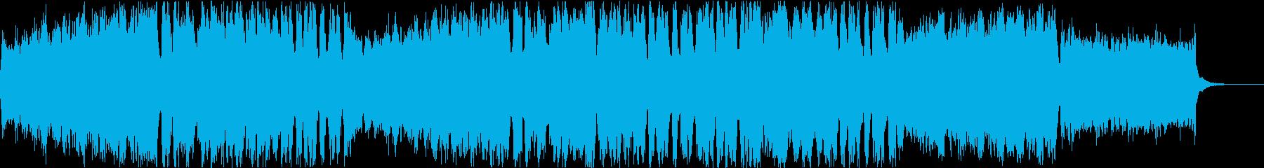 旧支配者のキャロル、オーケストラの再生済みの波形