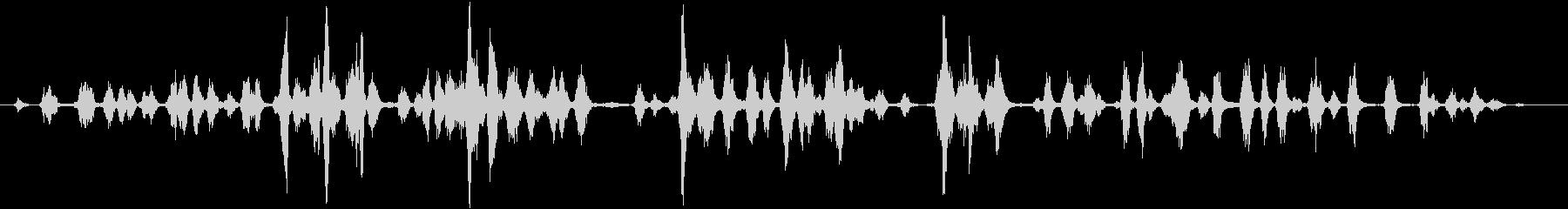 アウトドアドッグケンネル:ドッグバ...の未再生の波形