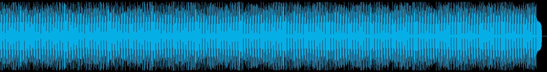 呼び込み君っぽい曲_ロング_ドライの再生済みの波形