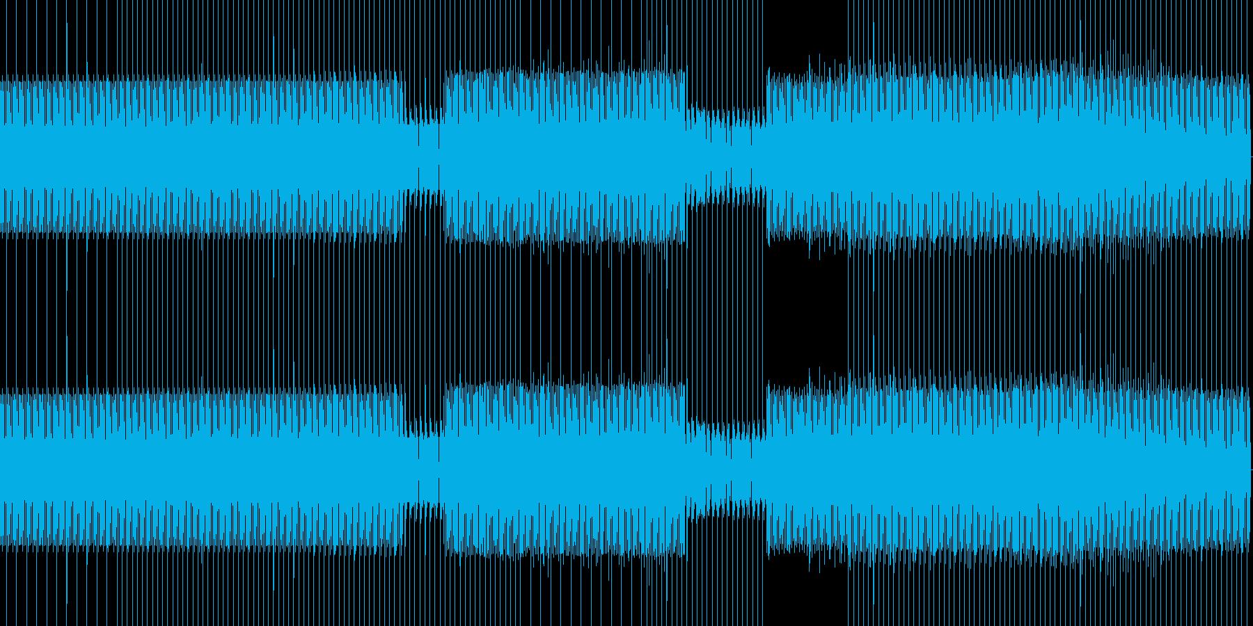 minimal house 02 の再生済みの波形