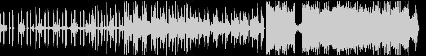 スタイリッシュ・オーケストラ・エレキの未再生の波形
