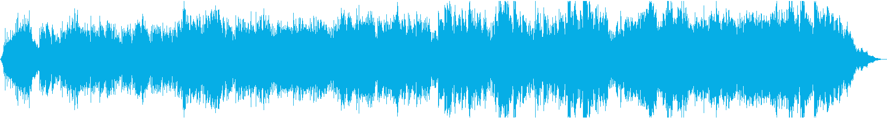 波の音に漂う透明なヒーリングハーモニーの再生済みの波形