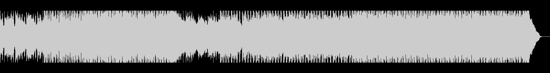 ポップ テクノ トロピカル コーポ...の未再生の波形