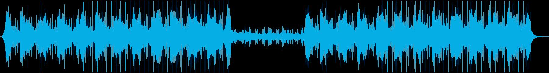 インディーズ ロック アクティブ ...の再生済みの波形