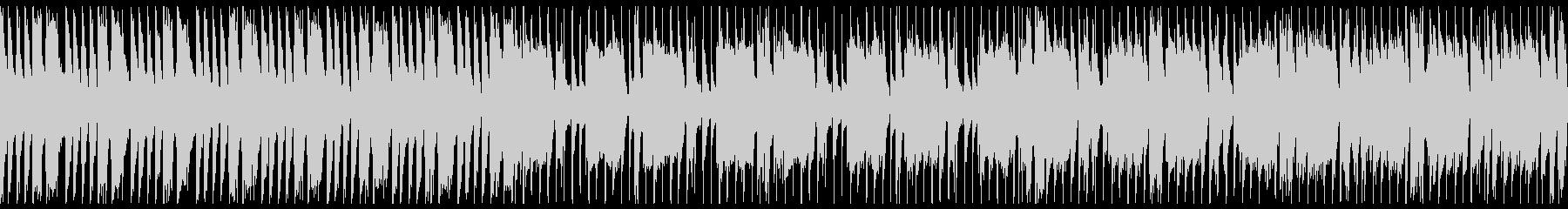 豪華で熱狂的 ビッグバンドRnR(ループの未再生の波形