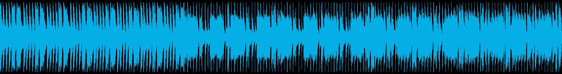豪華で熱狂的 ビッグバンドRnR(ループの再生済みの波形