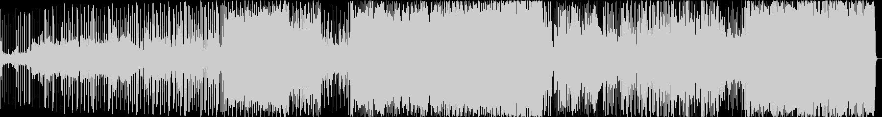 Triooo - VOLの未再生の波形