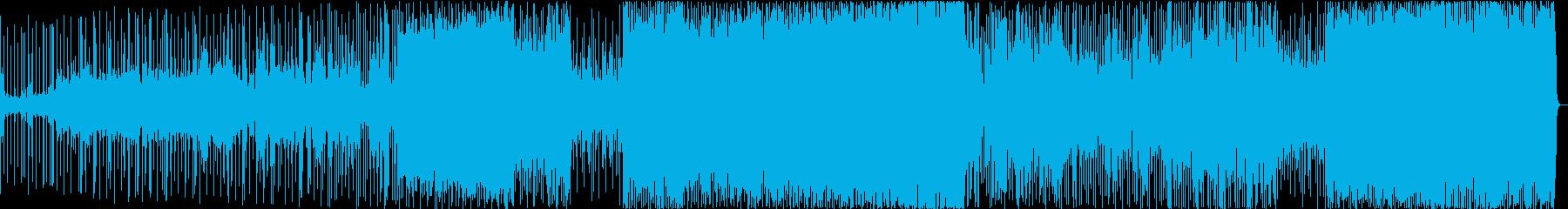 Triooo - VOLの再生済みの波形