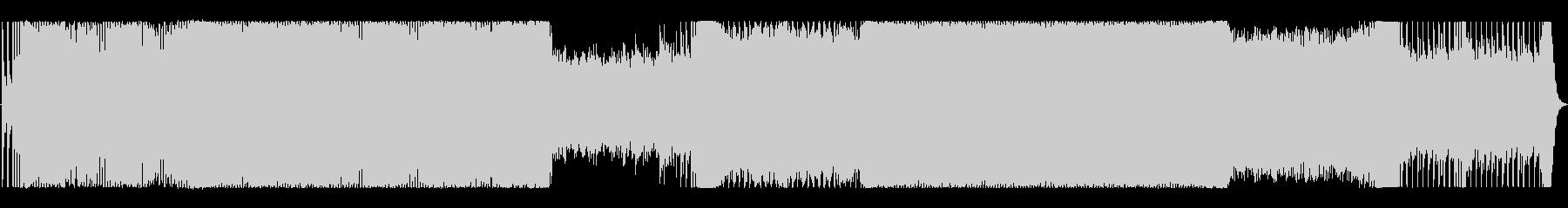 ベタなトランスの未再生の波形