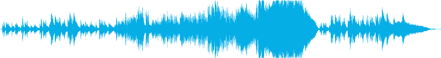 さらっと明るい前向き/ピアノ弦楽/生演奏の再生済みの波形