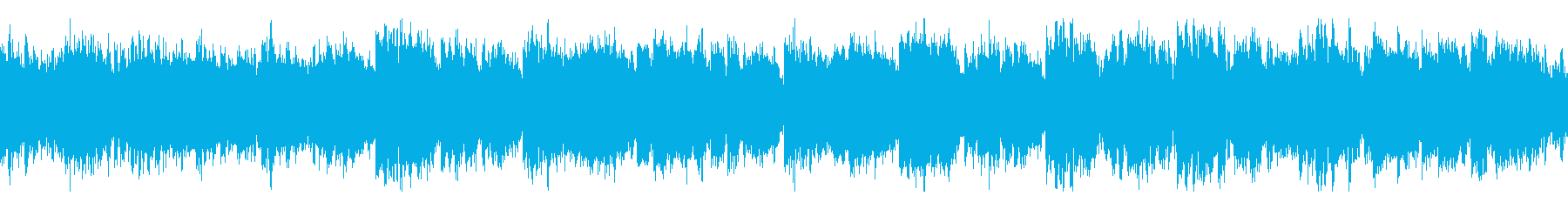 二胡/胡弓主体のepic風BGMの再生済みの波形