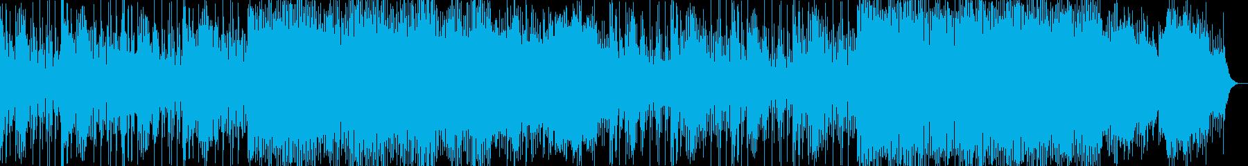 琴・オーケストラ・爽やか・穏やか・優しいの再生済みの波形