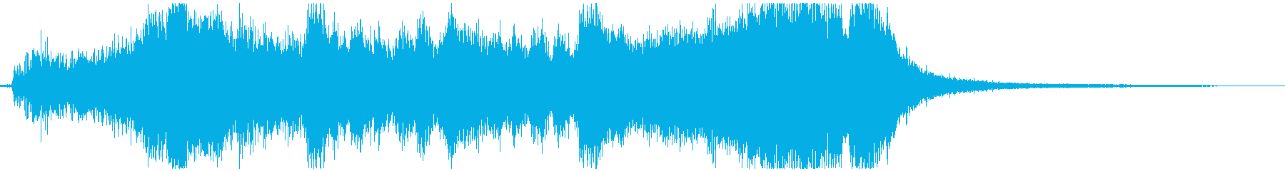 Fanfare for ceremonies, awards and awards ceremonies!'s reproduced waveform