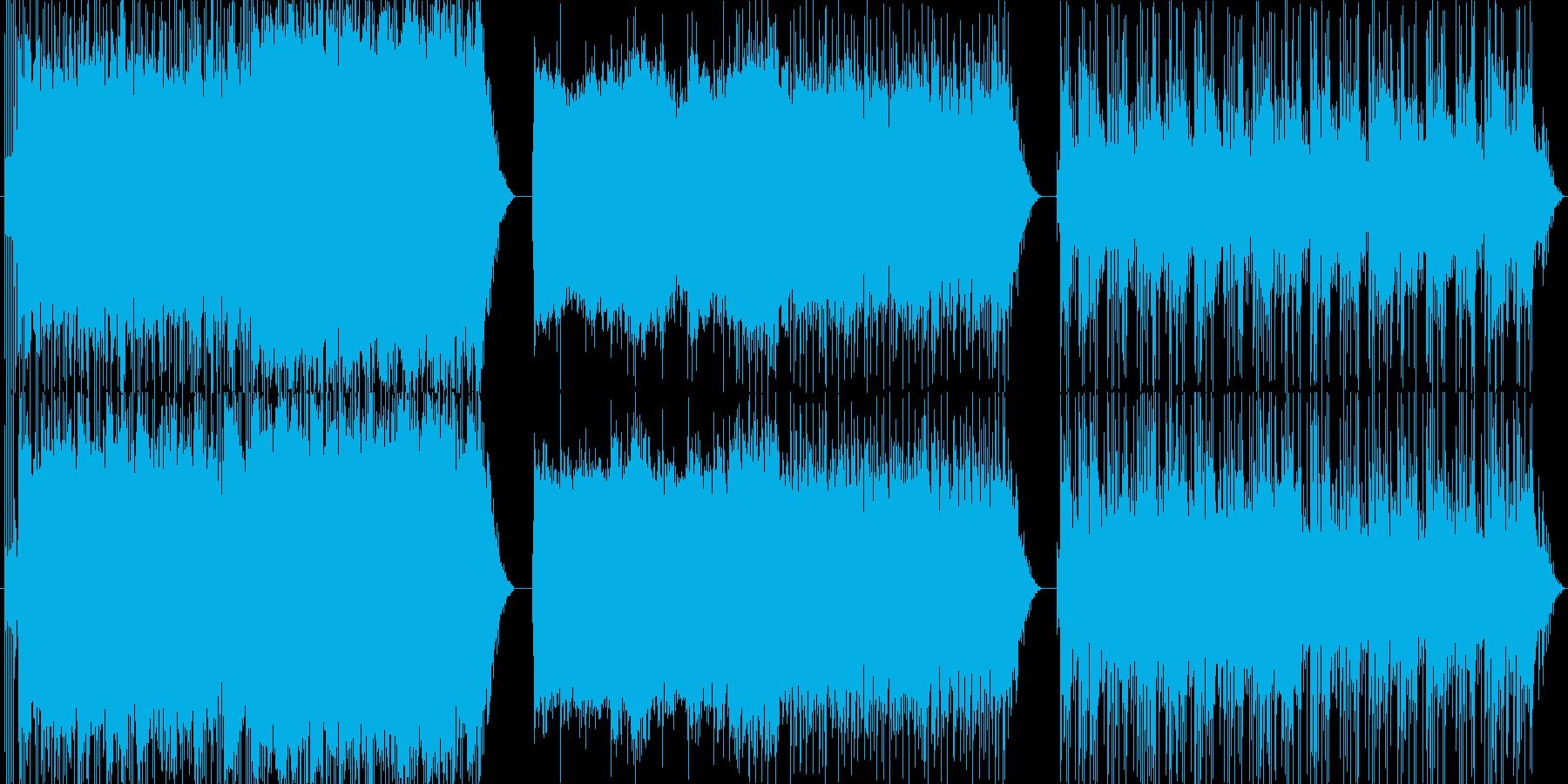 【宝石箱】RUBYの再生済みの波形