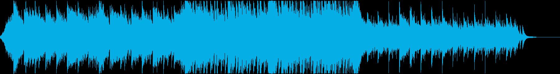 感動系 壮大なエピックオーケストラ②の再生済みの波形
