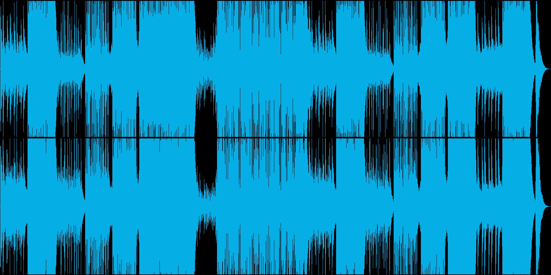ゆったりポップな新旧R&Bの再生済みの波形