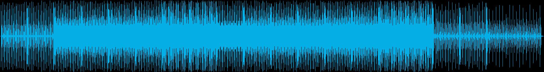 プログレッシブ。ピアノのレッスン。...の再生済みの波形
