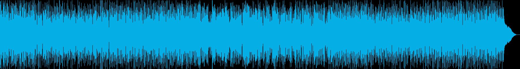 可愛く軽快なグロッケンメロディーポップスの再生済みの波形